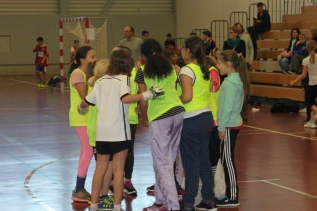 Handballschüeli 2017 - Spielplan