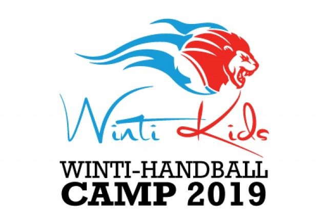 Winti Handball Camp 2019 - Anmeldung