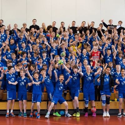 Winti-Handball Camp 2016