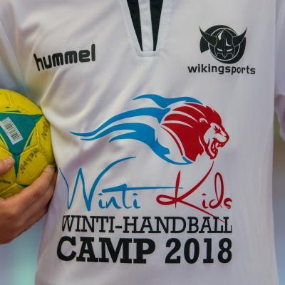 Winti-Handball Camp 2018